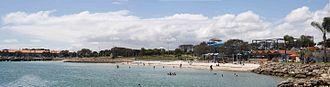 Hillarys, Western Australia - Image: Hillarys Boat Harbour Panorama