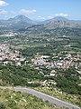 Hills Behind Cassino - panoramio.jpg