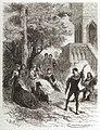 Histoire de France populaire - Marie de Brabant et Adenet le Roi.jpg
