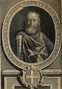 Histoire des Chevaliers Hospitaliers de S. Jean de Jerusalem - appellez depuis les Chevaliers de Rhodes, et aujourd'hui les Chevaliers de Malthe (1726) (14579751870).jpg