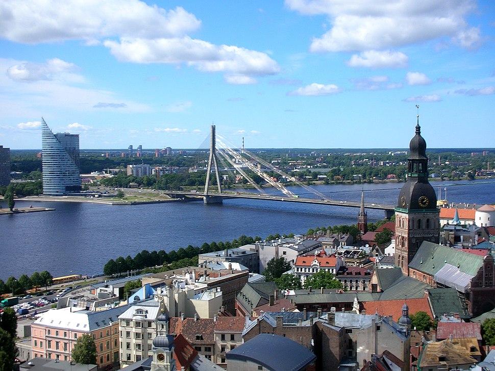 Historic Centre of Riga-112610
