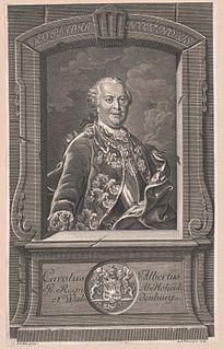 Charles Albert II, Prince of Hohenlohe-Waldenburg-Schillingsfürst