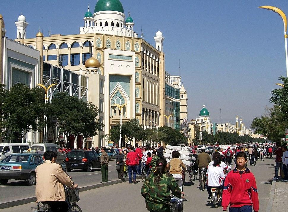 Hohhot Muslim Quarter