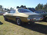 Holden Monaro GTS 350 coupe
