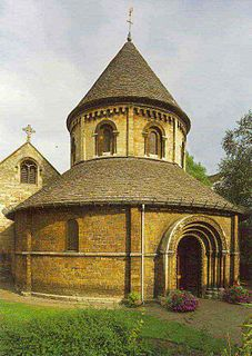 Church in Cambridge, England