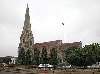 Henry Woodyer - Holy Trinity Church, Millbrook, Southampton