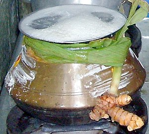 Thai Pongal - Image: Homepongal