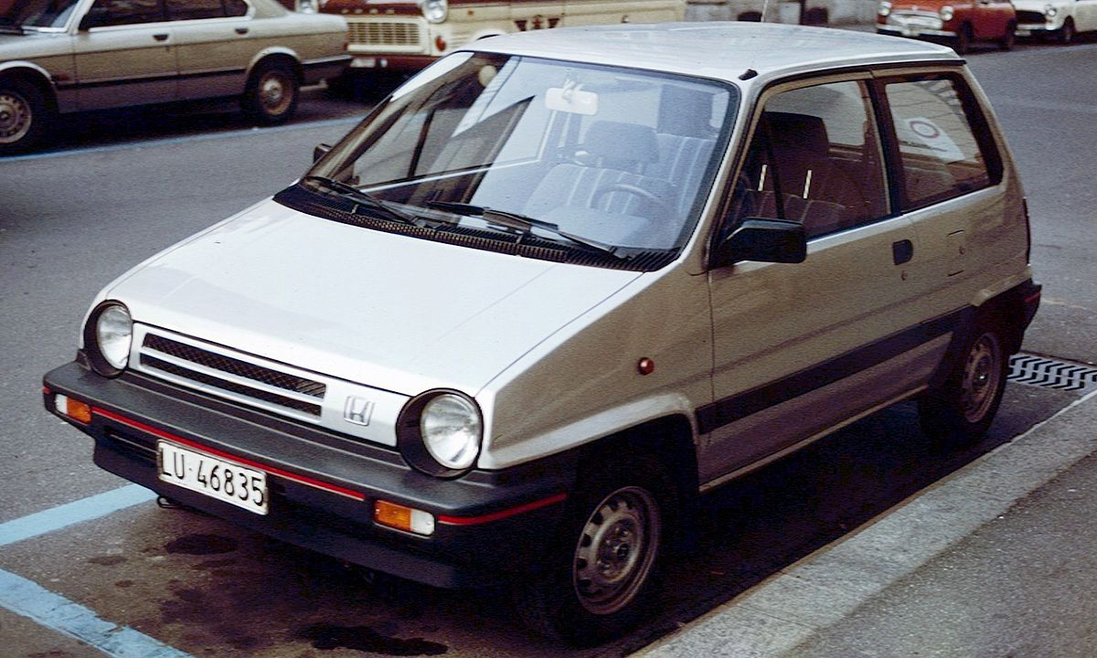 Honda City Aa Wikipedia