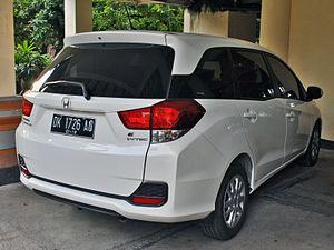 Honda Mobilio - Honda Mobilio 1.5 E (pre-facelift)