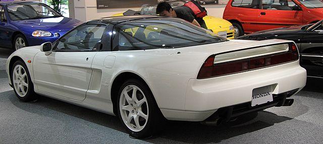 Honda NSX Type-R (NA1)