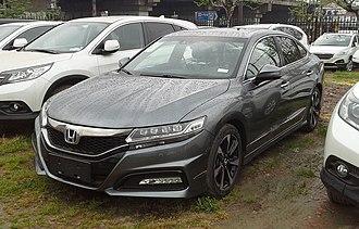 Honda Spirior - Image: Honda Spirior II Si China 2015 04 20