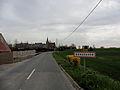 Hondeghem city limit sur la D53.jpg