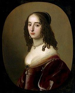 Honthorst Elisabeth Palatine
