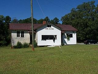 Hope Rosenwald School United States historic place