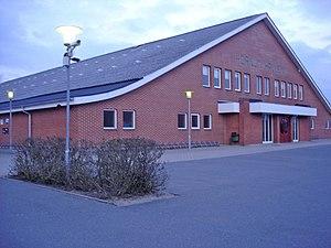 Hornum, Denmark - Image: Hornum Hallen