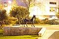 Horse Statue, Gan Hamenora, Jerusalem.jpg