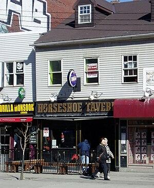 Horseshoe Tavern - Image: Horseshoe Tavern