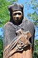 Hosszúhetény-Kisújbánya, Nepomuki Szent János-szobor 2021 11.jpg