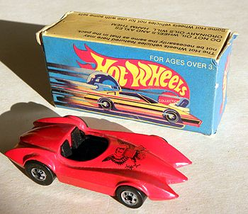 Hot Wheels Second Wind 1976 made in India and ...