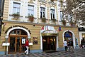 Hotel U modré boty, Adria (Nové Město) Václavské nám 784 (2).jpg