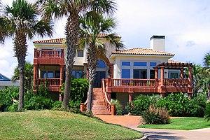 House in Galveston, Texas