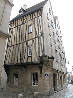 House of 16th century