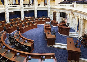House of Representatives Chamber, Idaho State Capitol.jpg