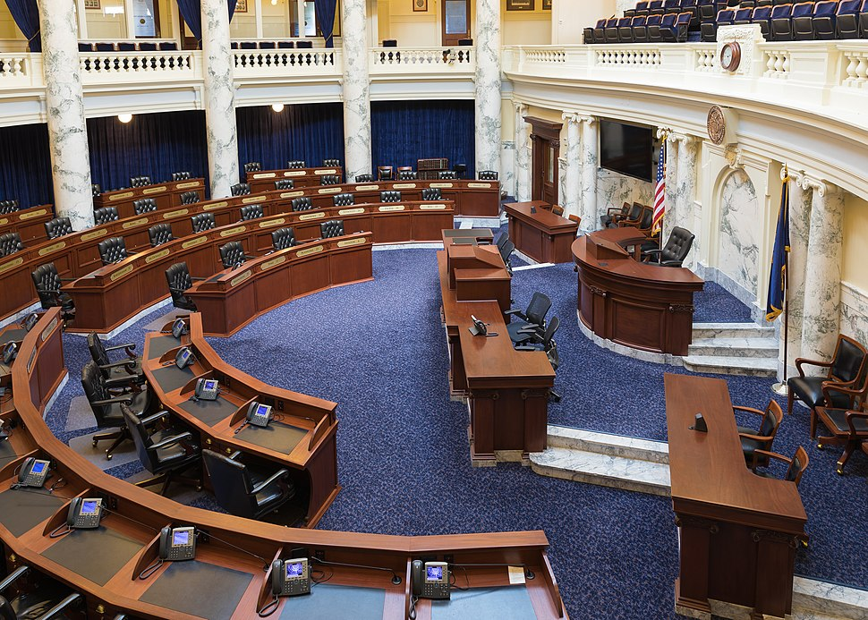 House of Representatives Chamber, Idaho State Capitol