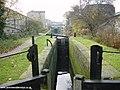 Huddersfield Canal east of Milnsbridge - geograph.org.uk - 2216.jpg
