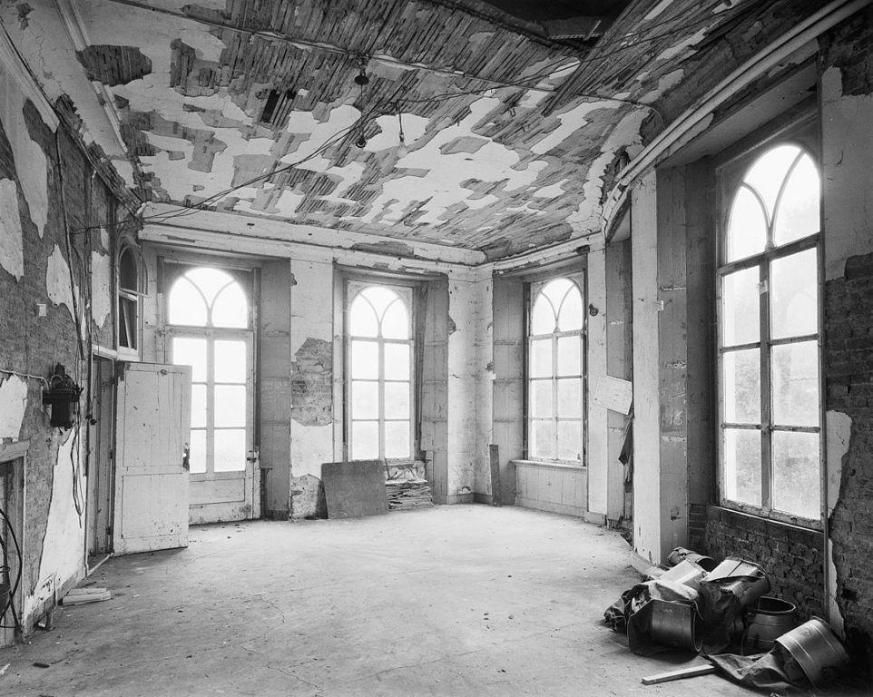 File huis landfort interieur benedenkamer zijvleugel gendringen 20077188 - Huis exterieur ...