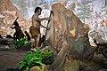 Human Evolution Panorama Under Construction - Science Exploration Hall - Science City - Kolkata 2015-12-04 6865.jpg