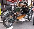 Humber 1904 Forecar Rear at Regent Street Motor Show 2011.jpg