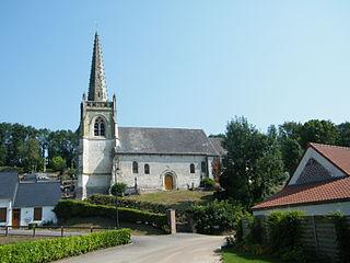 Humbercourt Commune in Hauts-de-France, France