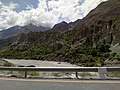 Hunza River, seen from Karakoram Highway (N-35), Gilgit-Baltistan.jpg
