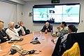 Hurricane Joaquin press conference at MEMA (21875220572).jpg