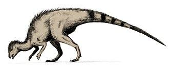 1869 in paleontology - Hypsilophodon