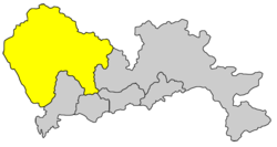 Bao'an District within Shenzhen