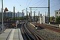I20 090 Bf Halle (S) Hbf, Behelfsbahnsteig 13a Ri Nord.jpg