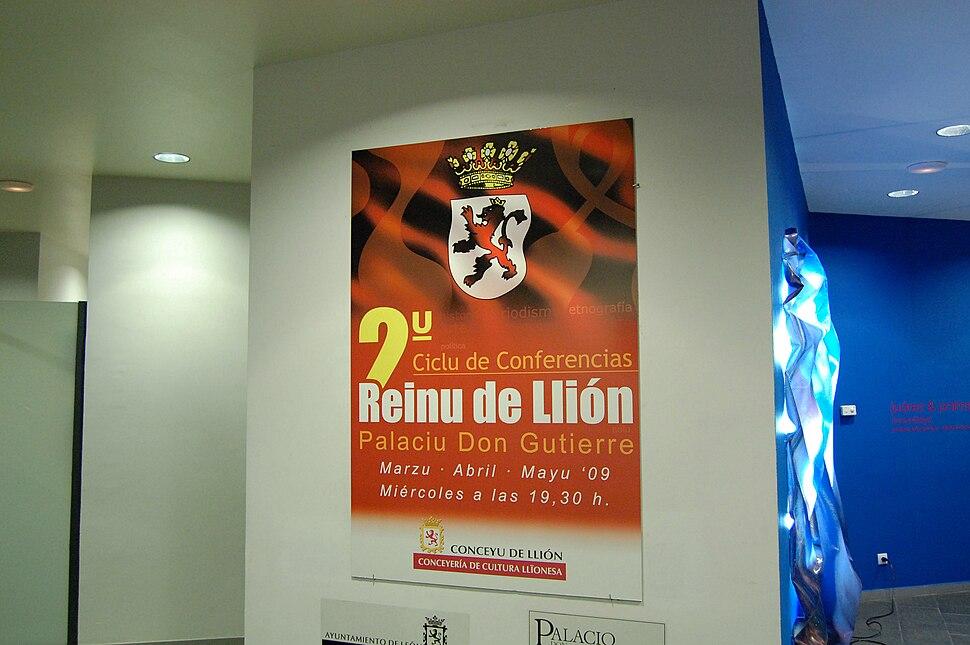 II Ciclu de Conferencias Reinu de Llión