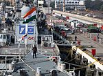 INS Tarkash at Fort, Mumbai.jpg
