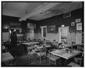 INTERIOR, DINING AREA LOOKING SOUTHWEST - Hotel Torino, 301 West St. John Street, San Jose, Santa Clara County, CA HABS CAL,43-SANJOS,20-12.tif