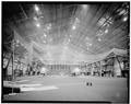 INTERIOR VIEW OF THE FIELD HOUSE, BUILDING -663, EAST END - U. S. Military Academy, West Point, Orange County, NY HABS NY,36-WEPO,1-38.tif