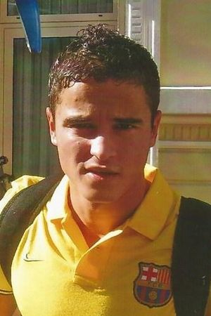 Ibrahim Afellay - Afellay with Barcelona in 2011