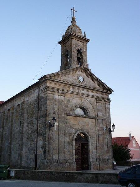 Igrexa de Palmeira, Ribeira