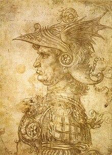Jacopo Caldora, il primo della famiglia che assunse il controllo dei castelli della Majella e del Sangro, fortificando anche quello di Campo di Giove