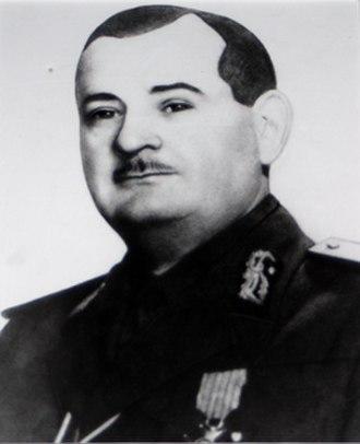Ilie Șteflea - Lieutenant-General Ilie Șteflea