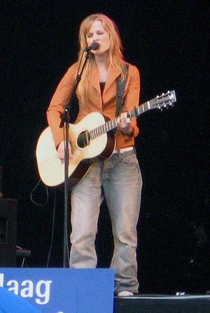 Ilse DeLange - Ilse DeLange at Parkpop in 2006