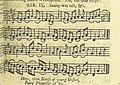 Image taken from page 20 of 'The Village Opera (in three acts, in prose; with songs) ... To which is added the musick to each song' (11219038024).jpg
