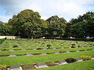 Imphal - Imphal War Cemetery