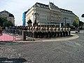 Inaugurácia Zuzany Čaputovej 20190615 Jednotky Ozbrojenýh síl.jpg